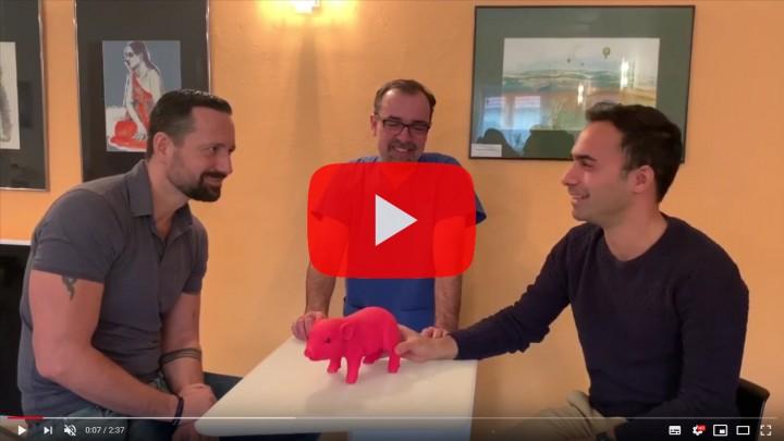 Interview DDr. Jahl und Dr. Guserl