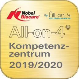 All-on-4 Kompetenzzentrum 2019/2020