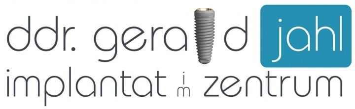 Logo Implantat im Zentrum