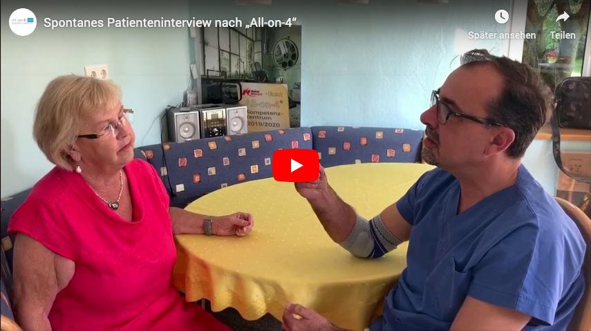Patienteninterview DDr. Gerald Jahl